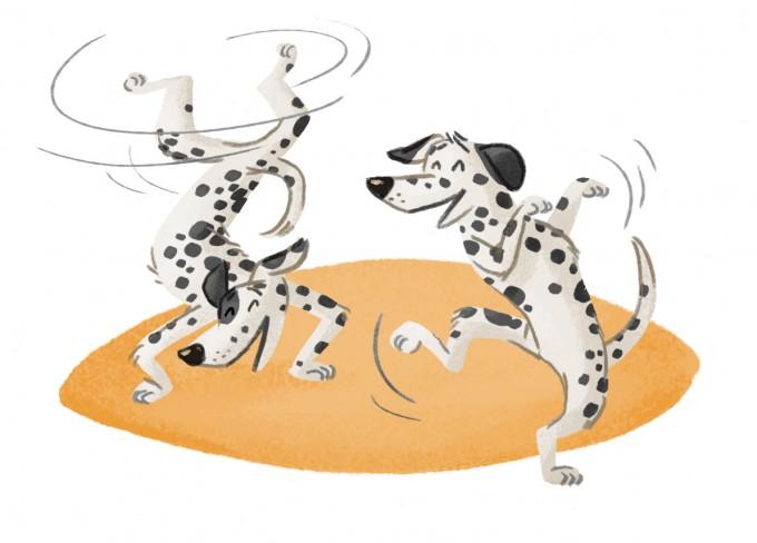 Goodcrooks Dalmatians - Mary Amato