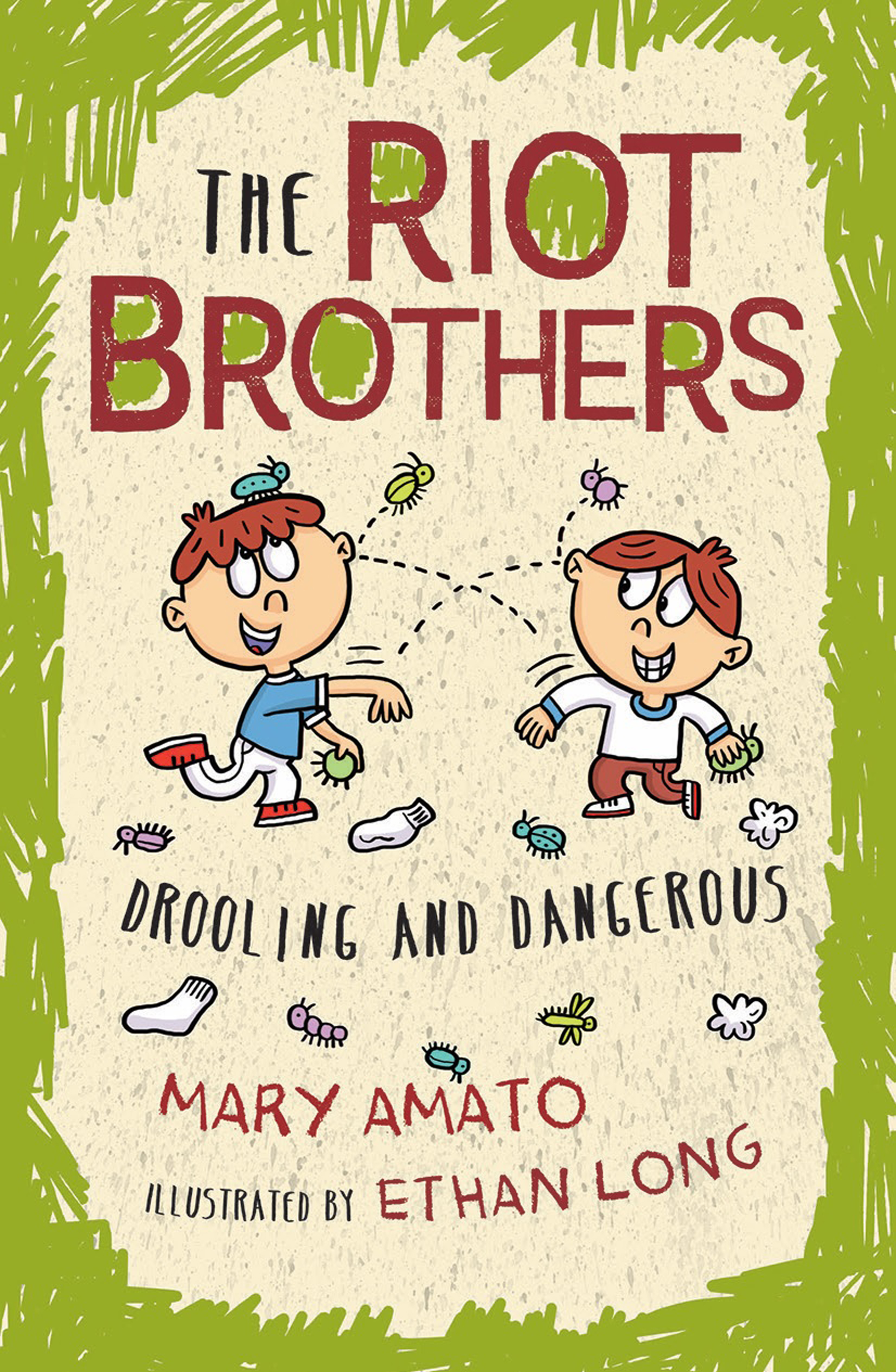 Drooling and Dangerous: The Riot Brothers Return