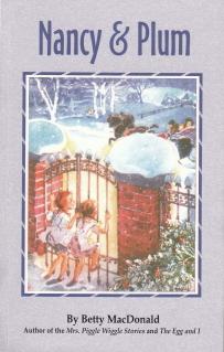 Nancy and Plum by Betty MacDonald