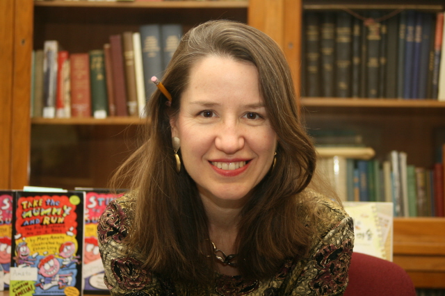 Mary Amato