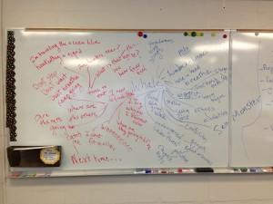 Holton whale brainstorm