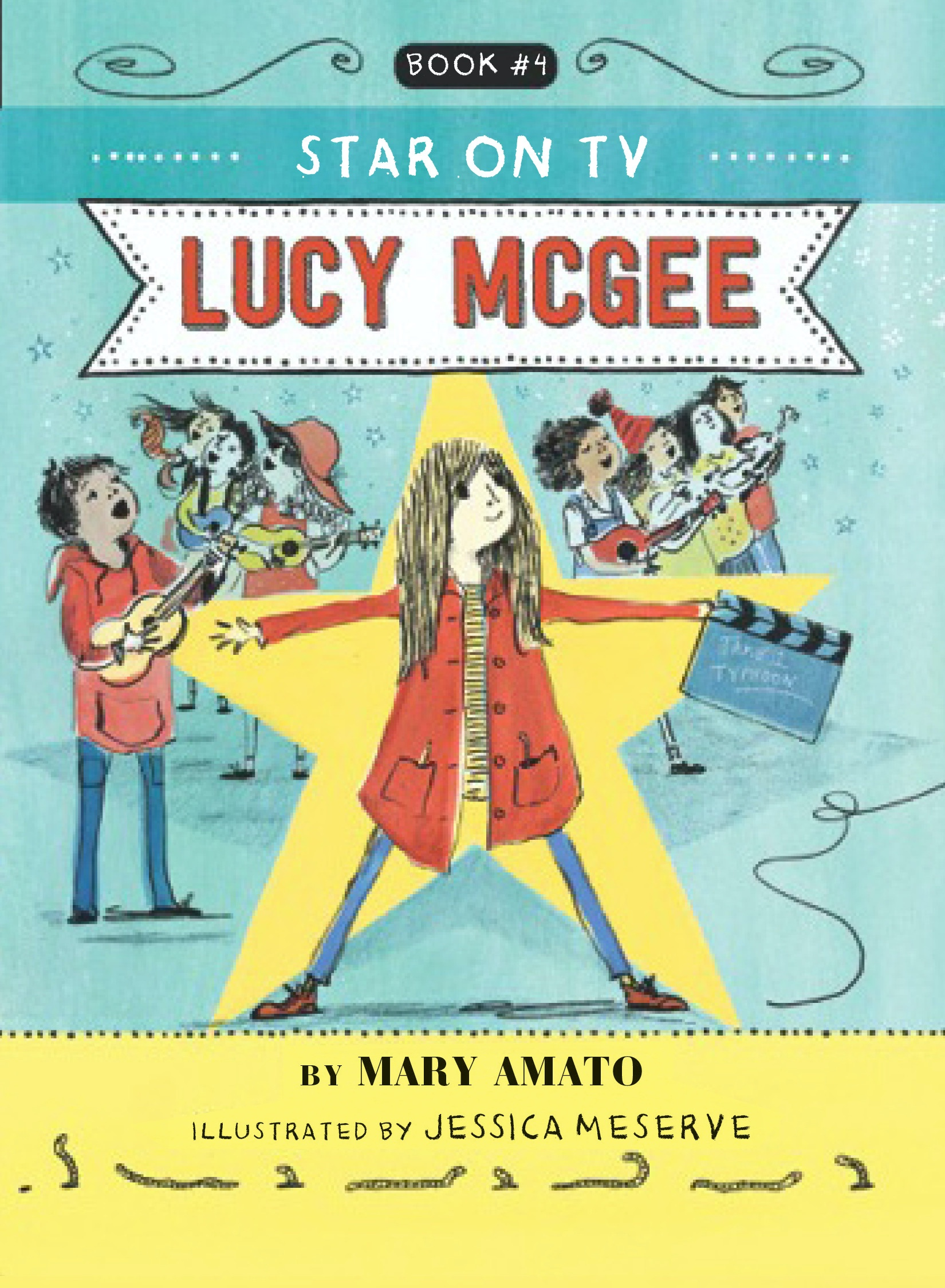 Cover for Lucy 4
